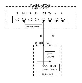The RiteTemp Support Site - Detailed Wiring Diagrams on 2 wire thermostat replacement, 2 wire wireless thermostat, 2 wire thermostat installation, 2 wire thermostat wire, honeywell thermostat installation diagram, 2 wire electric motor diagram, 2 wire thermostat wiring color code, three wire thermostat diagram, 2 wire digital thermostat, hvac thermostat diagram,